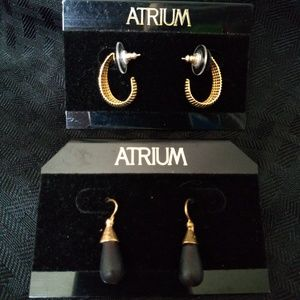 2 Atrium Earrings